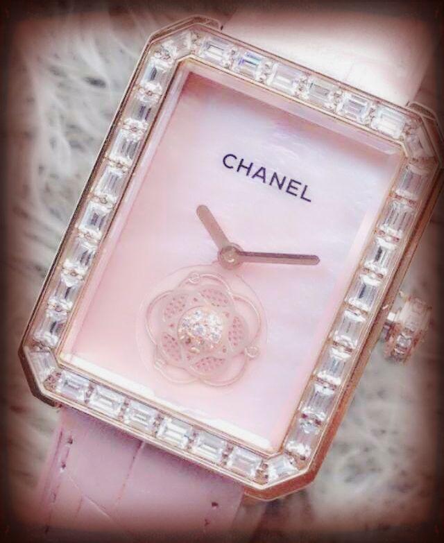 """Chanel """"Premier"""" Watch"""