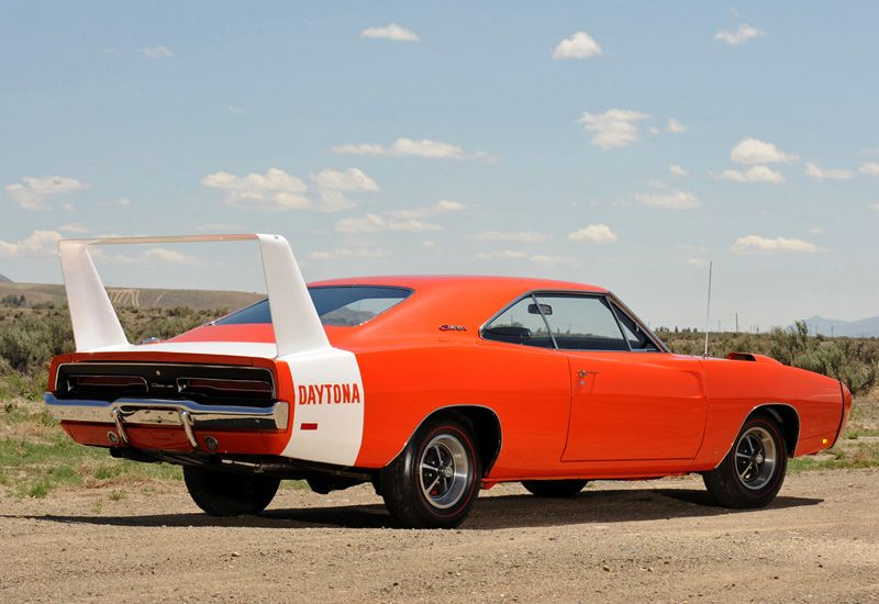 factory wings and spoilers from the muscle car era | blog - mcg