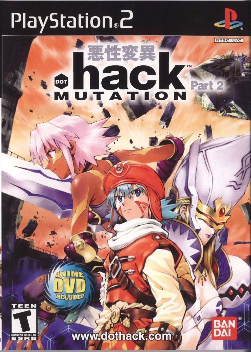 Hack Part 2 Mutation Playstation 2 Playstation 2 Gamers