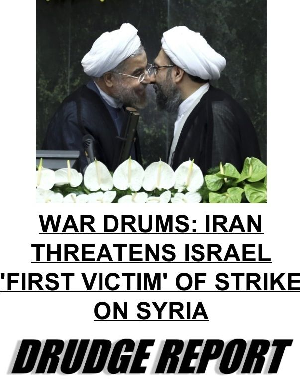 Iran Says Israel Will Be Attacked If US Strikes Syria - Now The End Begins