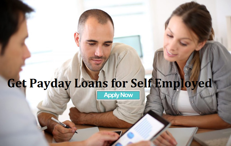 how to apply as self employed