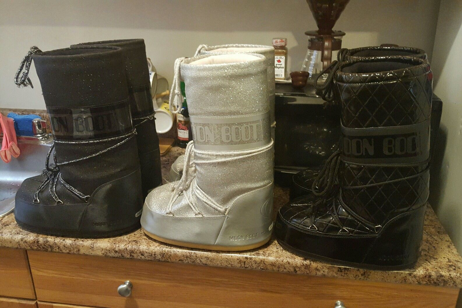 6038a31c14f8 My personal Tecnica moon boot collection