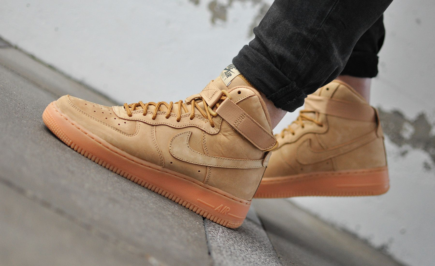 Nike Air Force 1 Hi Wb Gs 922066 203 Nike Sneakers Nike Air Force