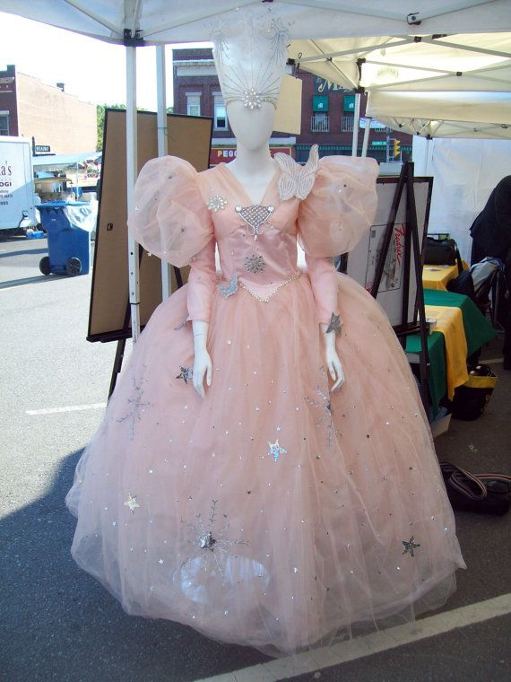 Billie Burk S The Good Witch Of The North Actual Dress The