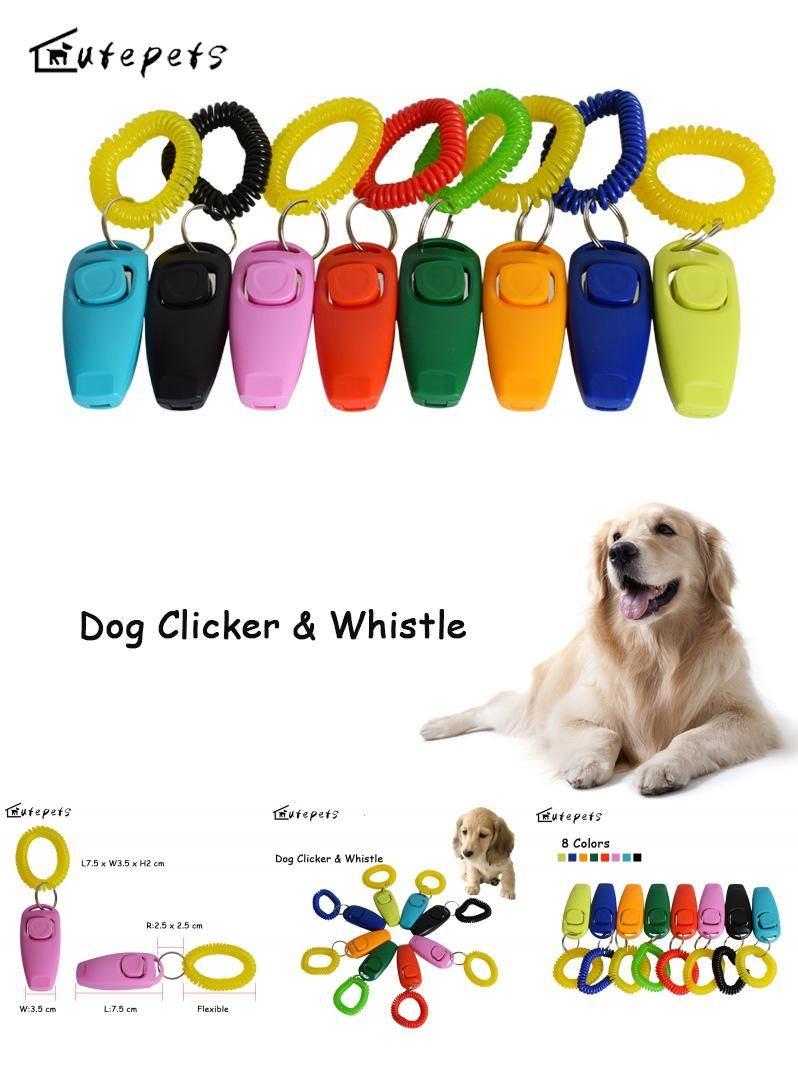 Visit To Buy 1pcs Pet Dogs Repellers Clicker Ultrasonic Whistle