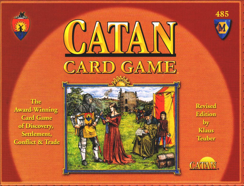 Catan Card Game Catan card game, Games for two people
