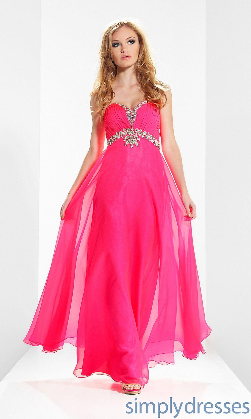 hot-pink-dress-RV-R9590-a.jpg (1000×1666) | Vampire Carnival Frock ...