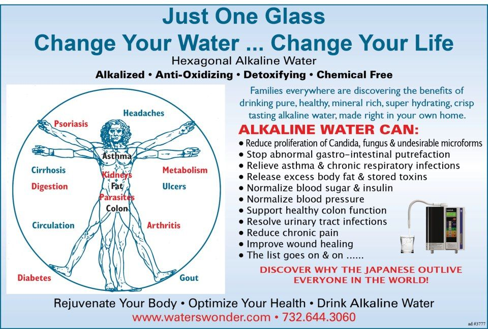 Just One Glass Of Kangen Water Hydrates 6 Times More Than One Gallon Of Spring Water Kangen Water Benefits Kangen Water For Health