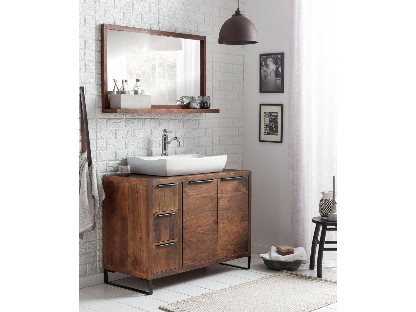Waschtisch Sydney Von Woodkings Aus Akazienholz Badezimmer