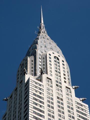Ad Classics Chrysler Building William Van Alen Chrysler