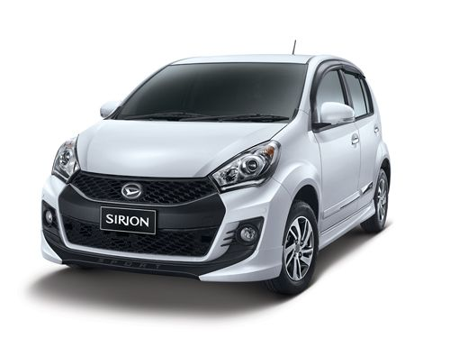 Daftar Harga Mobil Daihatsu Sirion Mobil