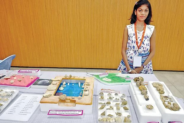 Aswatha Biju, The Young Palaeontologist Wants To Make People Aware Of  Palaeontology in 2020 | Palaeontologist, Educationalist, Child prodigy