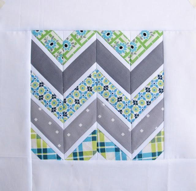 8 FREE Paper-Pieced Quilt Block Patterns | Chevron templates ... : free paper piecing quilt patterns download - Adamdwight.com