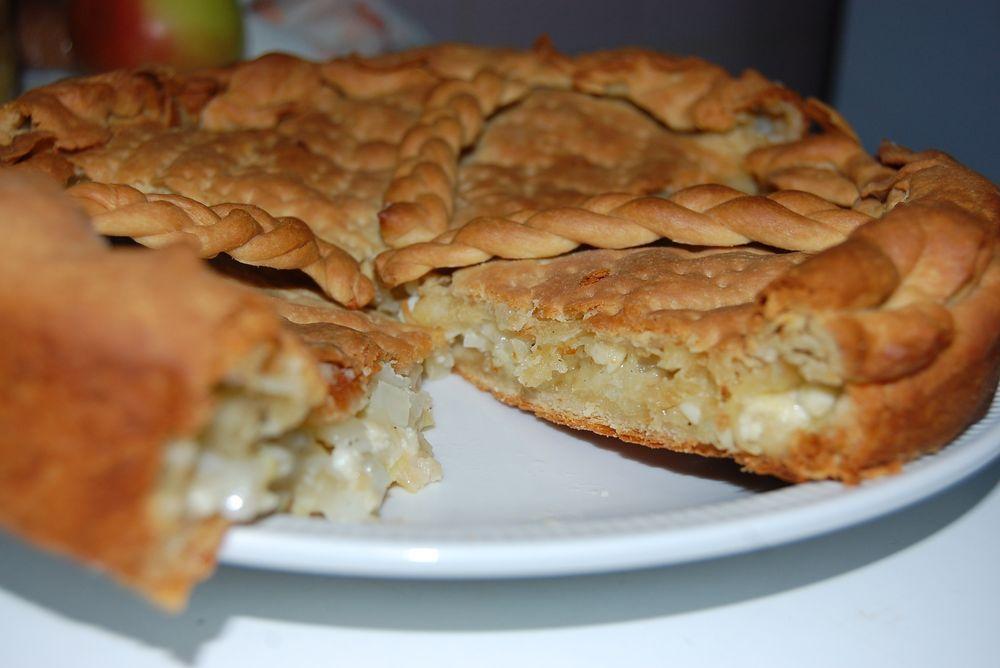 луковый пирог рецепт с фото простой это сериал молодежном