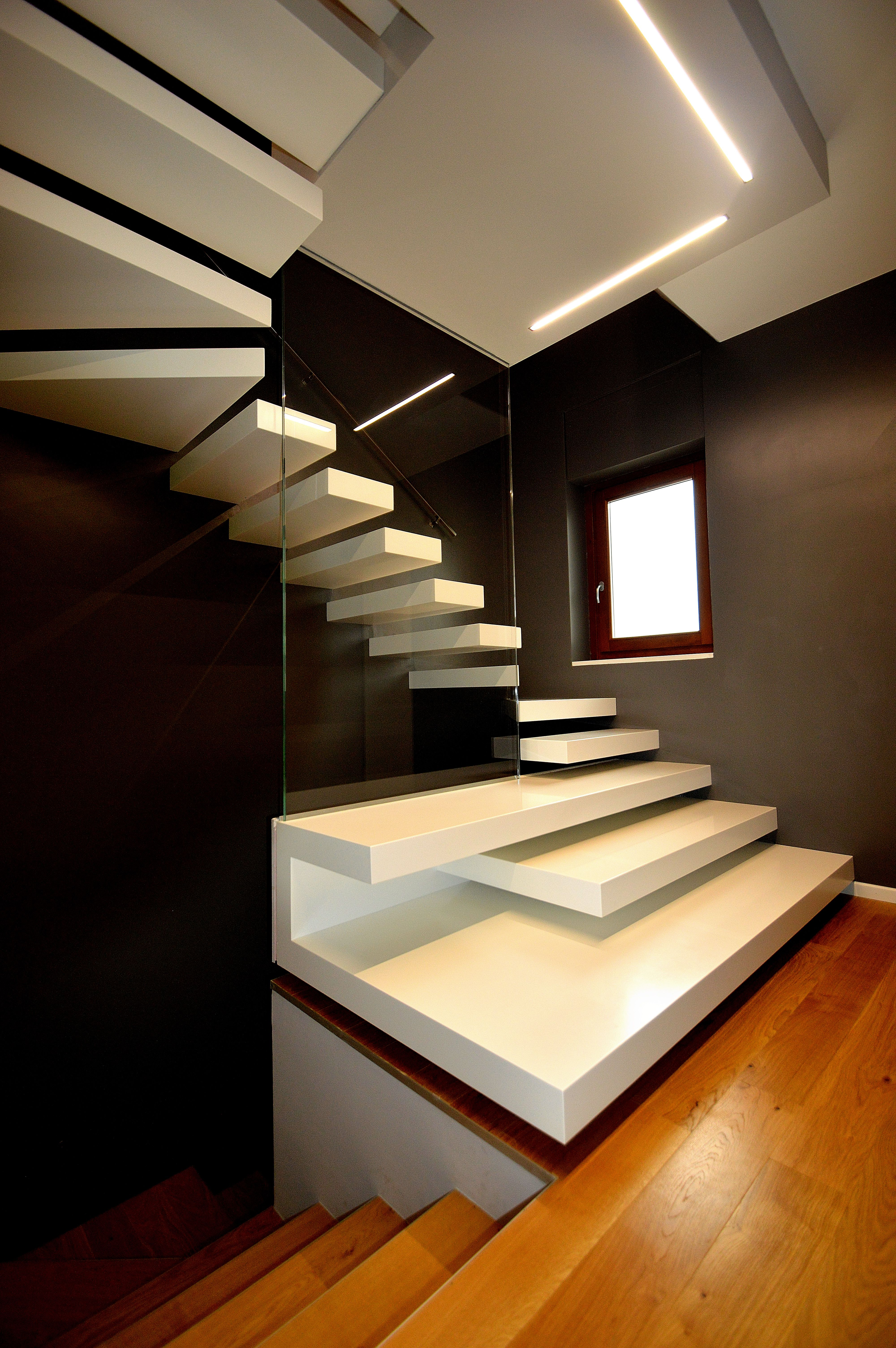Scale interni design scala a giorno per interni in acciaio s with scale interni design arredi - Scale interni design ...
