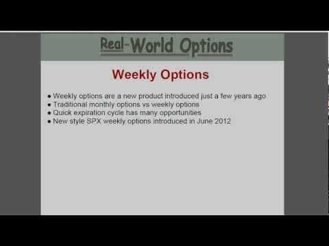 Weekly Options Youtube Stocks Trading Options Trading Weekly Options Options Trader Finance Week Options
