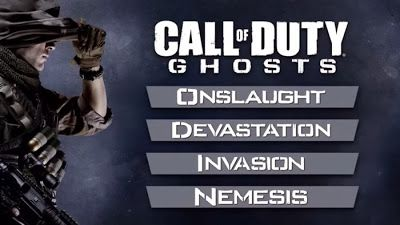 Call Of Duty Ghosts Dlc Screen Call Of Duty Call Of Duty Ghosts Devastation