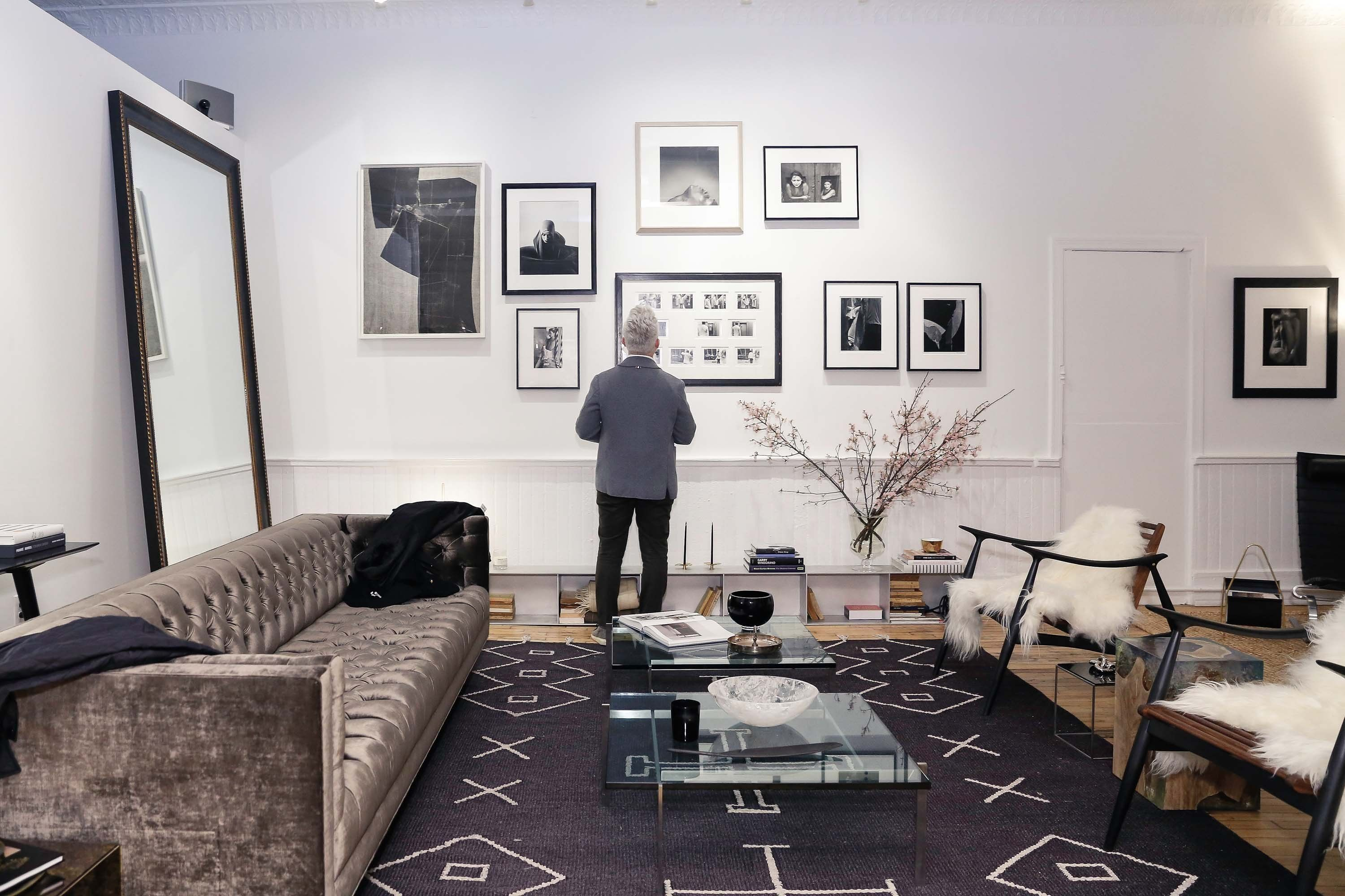 Ashe + Leandro Celebrates Rug Collaboration at The Apartment by The ...