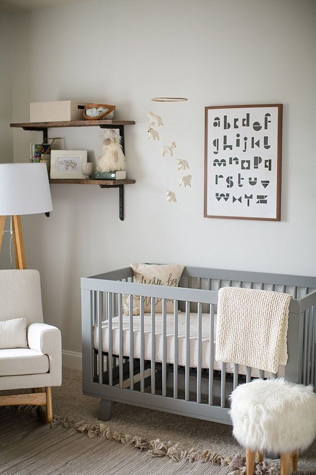 Stacey And Austin Just Welcomed Home Little Miss Elin To Their Gorgeous Northern Virginia The Nursery Details Are Perfectly Simple Exquisite Fu