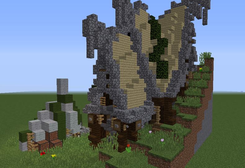 Fantasy Hobbit House 5 Grabcraft Your Number One Source For