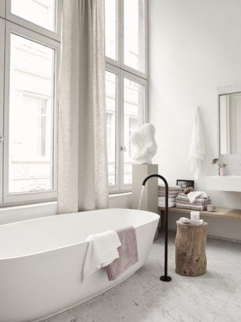 H&M Home Shades of pink | Pinterest - Gordijnen, Badkamer en Badkamers