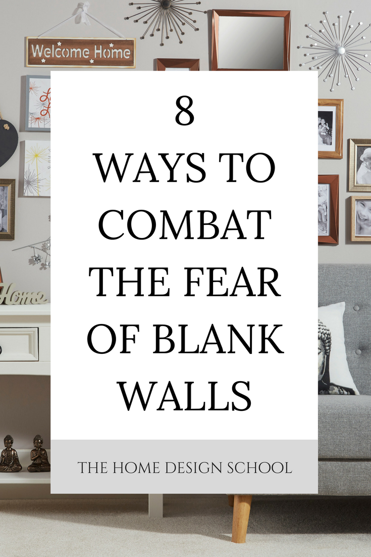 Training and Supporting Aspiring Interior Designers | Blank walls ...