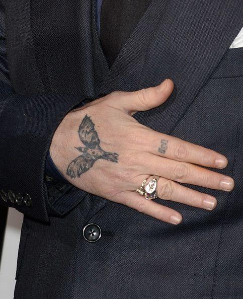 Johnny Depp Photostream Johnny Depp Tattoos Hand Tattoos Hand Tattoos For Guys