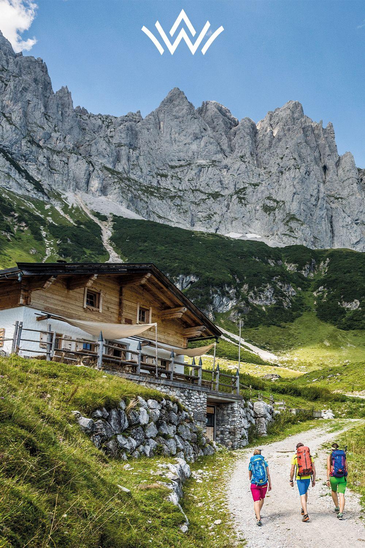Photo of 3 Tage Hüttenwanderung am Wilden Kaiser