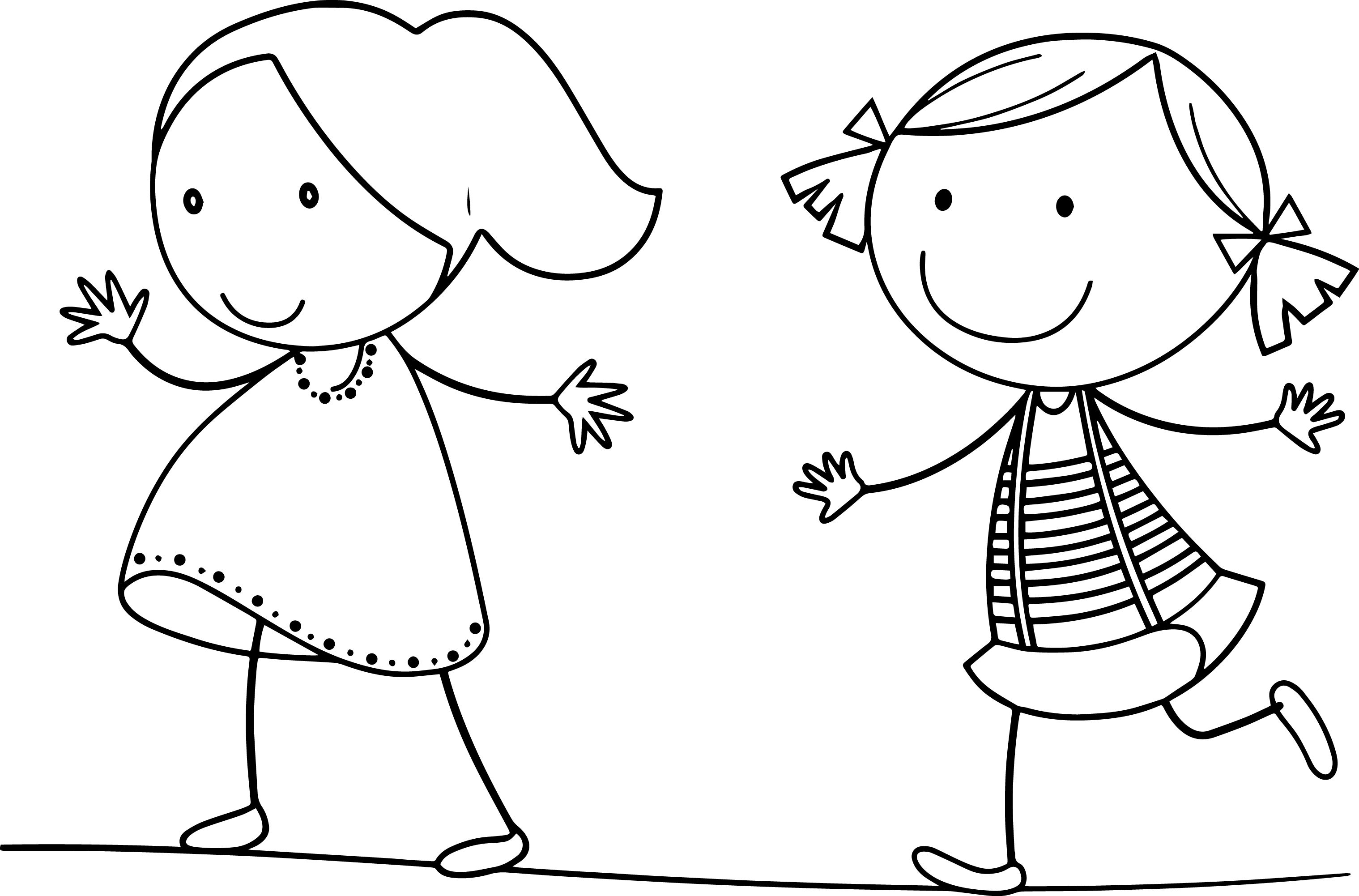 Children Coloring Pages | Child
