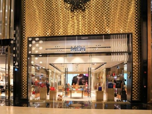 ff05b753d532d MCM opens second boutique in Dubai at Mall of Emirates