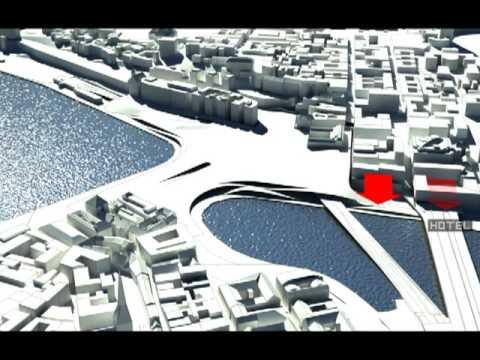 BIG SLUSSEN Master Plan YouTube Urban planning