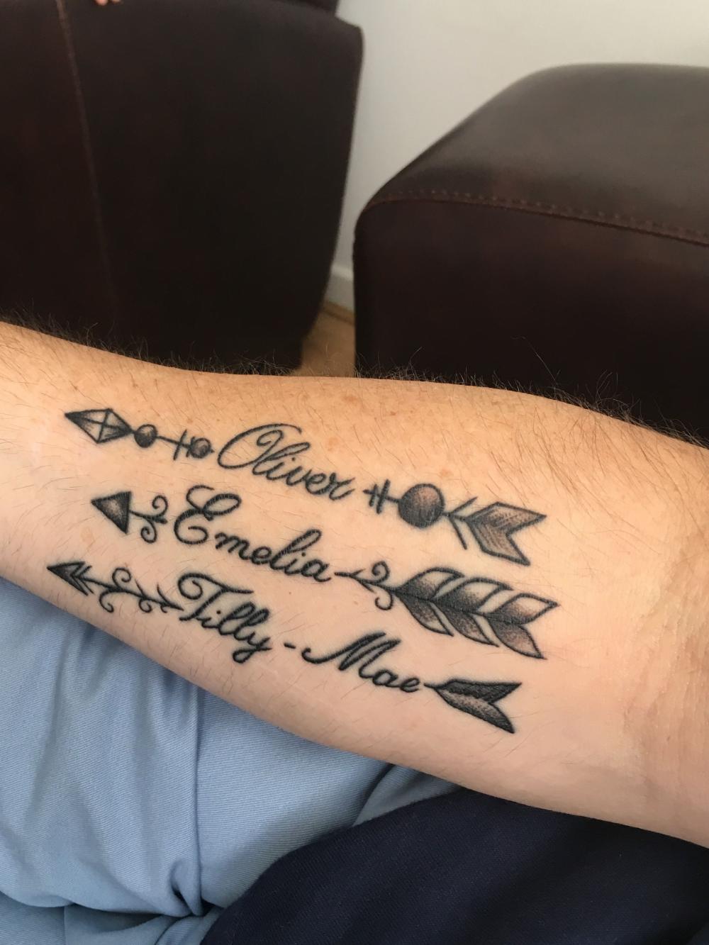 Tattoos Ideas Childrens Tattoo Ideas Tattoos For Kids Tattoos For Daughters Tattoos With Kids Names