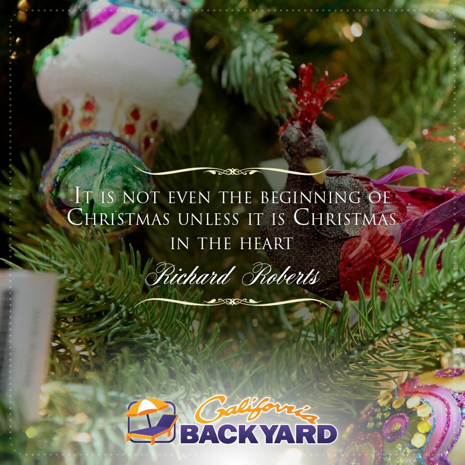 Beau The Magic Of Christmas Is Here At All California Backyard Locations! # Christmas #Holidays