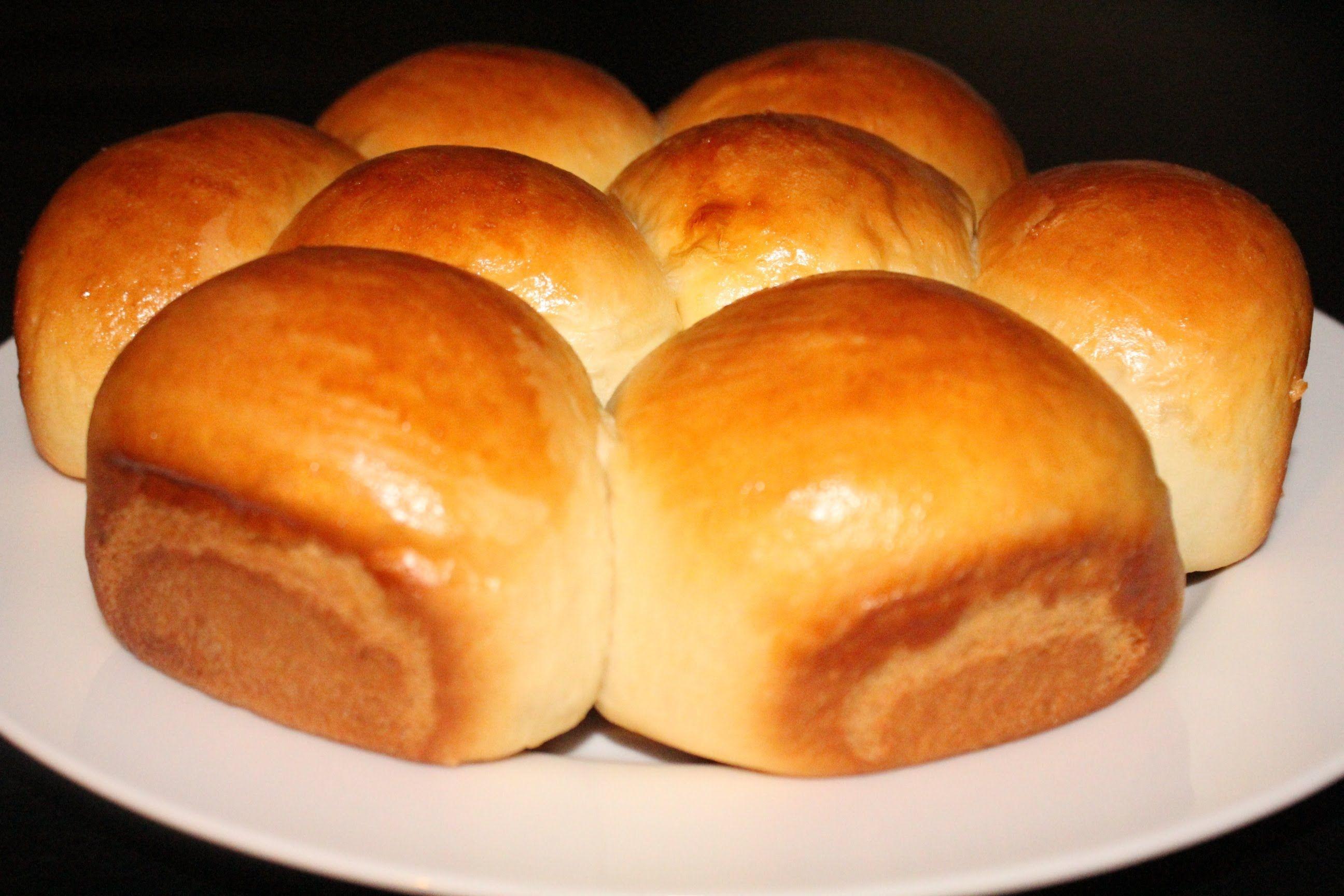 Condensed Milk Bread Rolls Very Soft Milk Bread Recipe Buns Recipe Homemade Honey Bread