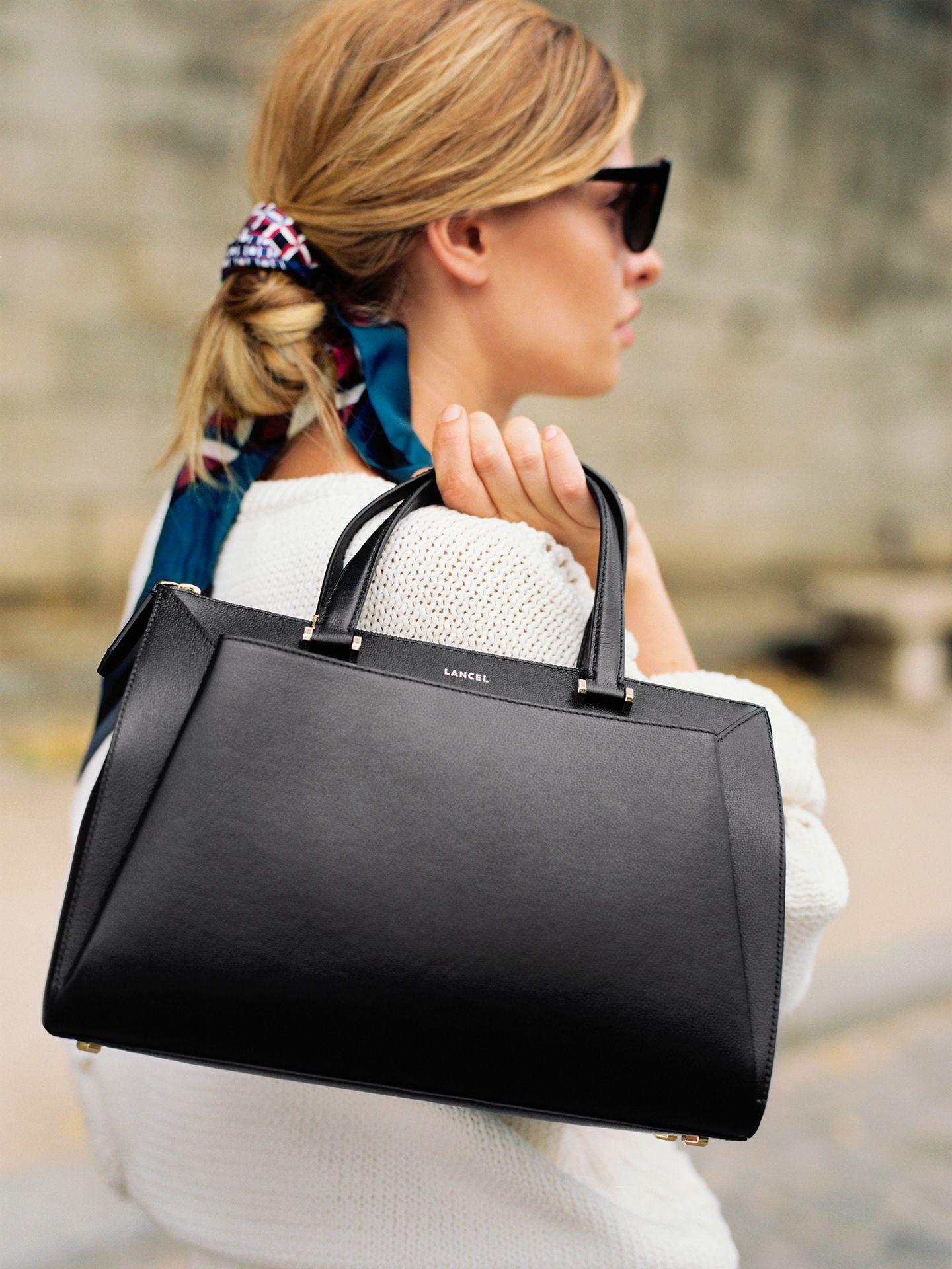 sac cabas femme lancel