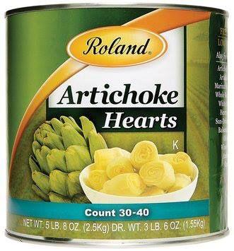 Cuida de tu salud con el delicioso sabor de nuestros corazones de alcachofa Roland.