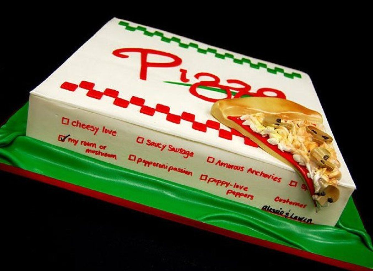 Photos special cakes for your groom cake boxed cake and pizzas