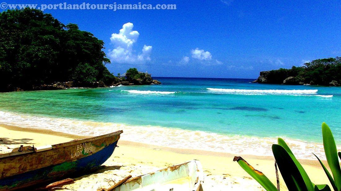 Winnifred Beach Port Antonio With