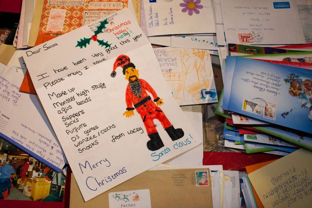 Post Office Letters To Santa Uk. Feels free to follow us