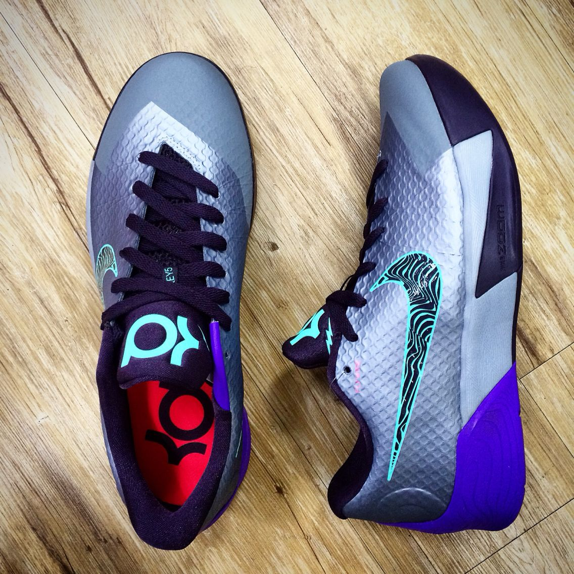 buy online 832a5 8facc New coloway for KD Trey 5 II EP. What do you guys think