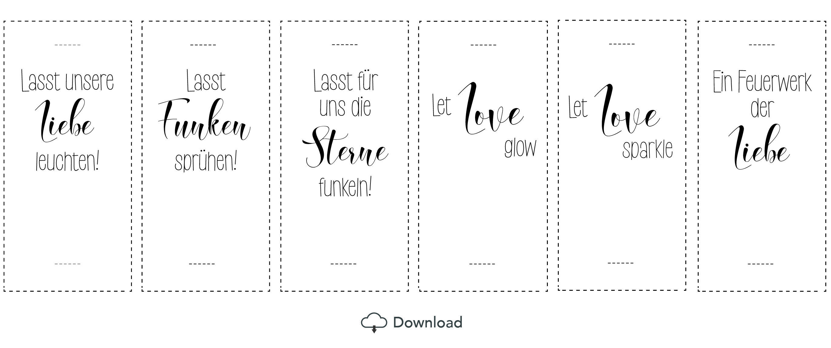 Freebies Kostenlose Vorlagen Und Downloads Fur Euch Wunderkerzen Hochzeit Hochzeit Freebies Hochzeitscheckliste
