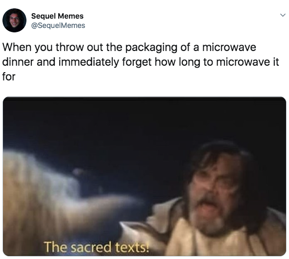 They Just Are Star Wars Memes Star Wars Humor Memes