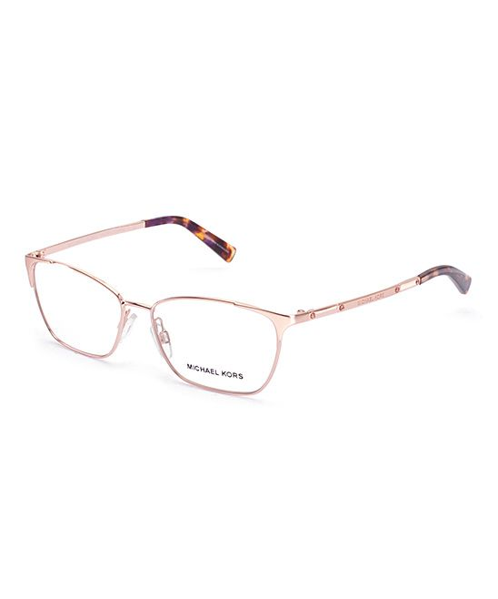 273eb35ffd Rose Gold Verbier Eyeglasses - Sale! Up to 75% OFF! Shop at Stylizio for  women s and men s designer handbags