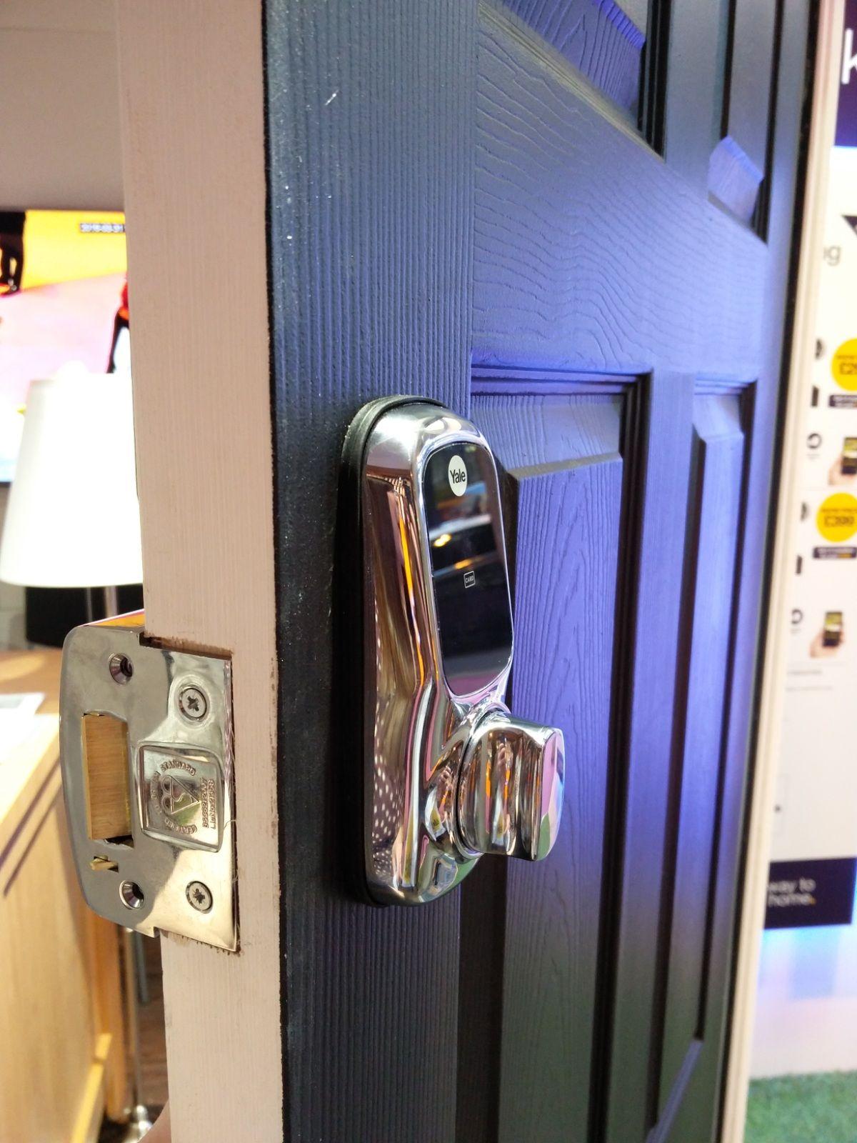 Yale Keyless Connected Smart Lock Locksmith Services Smart Lock