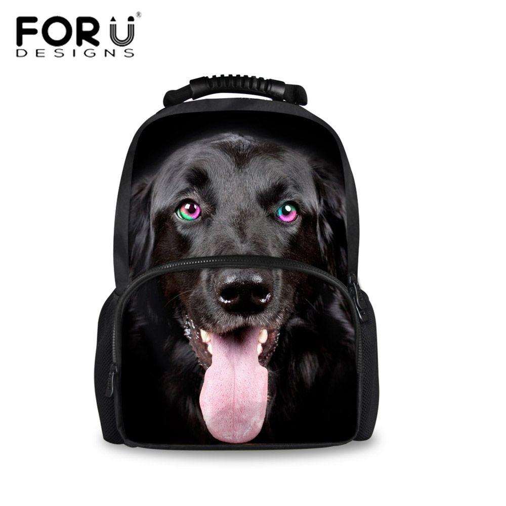 Black Labrador *Exclusive* 3D Animal Purse