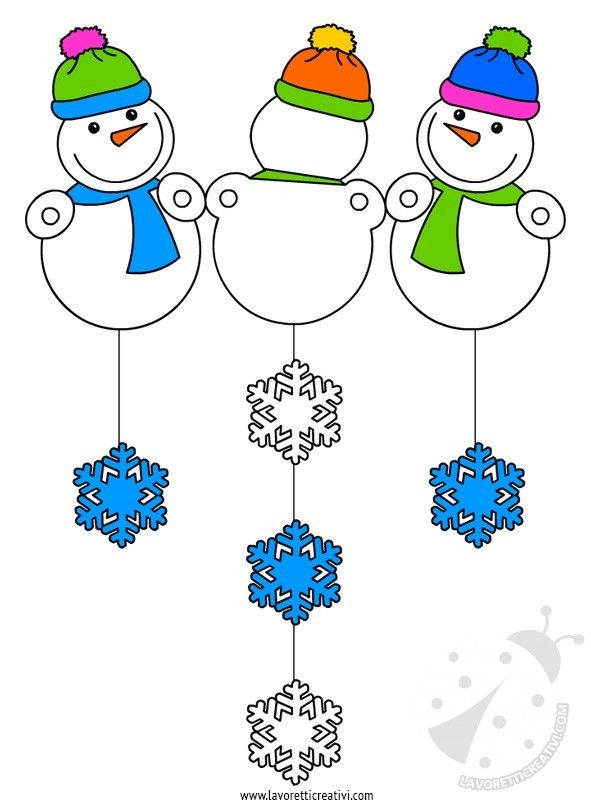 pupazzi neve addobbi finestre inverno winter pinterest