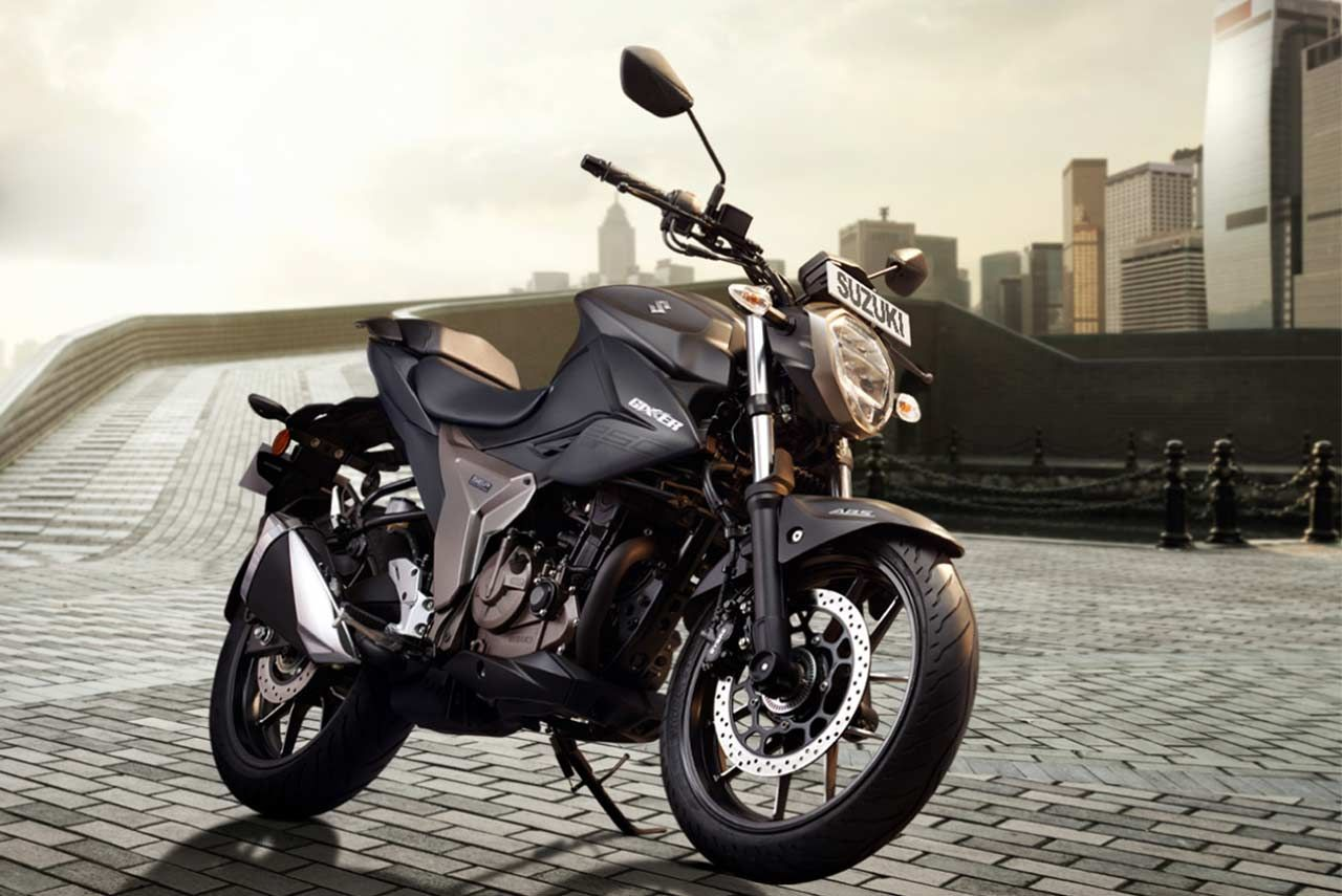Suzuki Gixxer 250 Priced at INR 1.59 Lakh in India (With