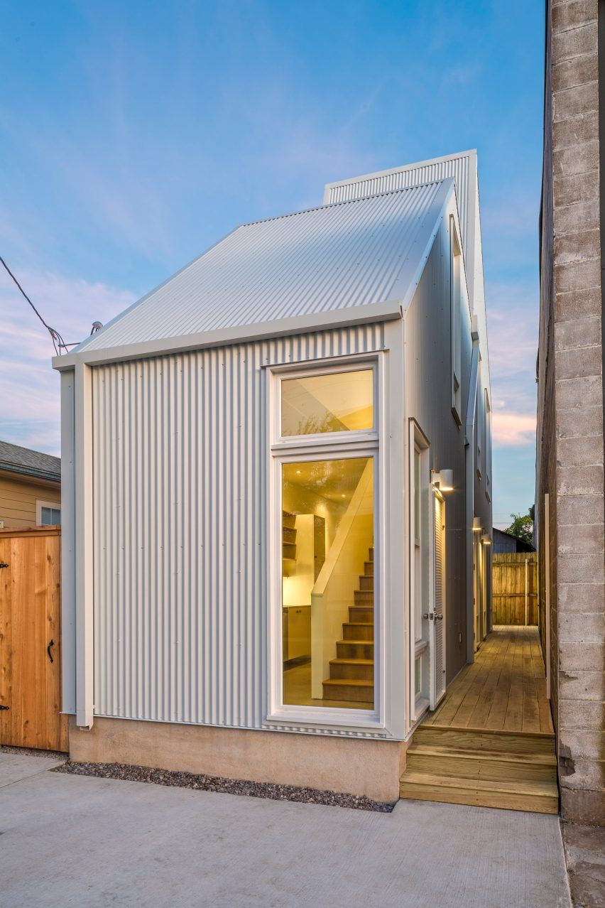 """OJT creates compact """"starter home"""" for skinny site in New"""