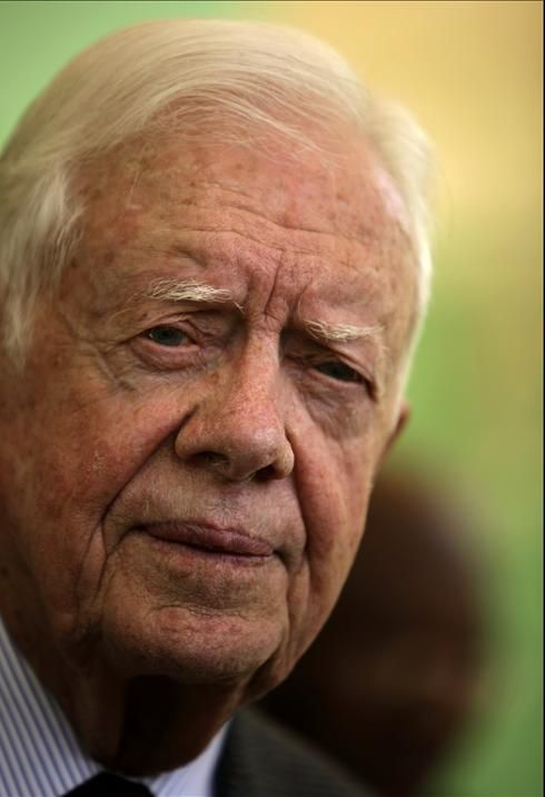 """Jimmy Carter:  (who split from the Southern Baptist Church after 60 years over its treatment of women) """"The truth is that male religious leaders have had -- and still have -- an option to interpret holy teachings either to exalt or subjugate women. They have, for their own selfish ends, overwhelmingly chosen the latter. Their continuing choice provides the foundation or justification for much of the pervasive persecution and abuse of women throughout the world."""""""