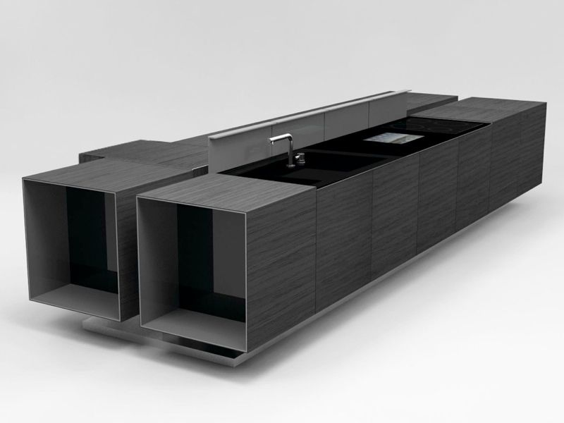 Kitchen element by minotti cucine k chen k che for Imitazioni mobili design